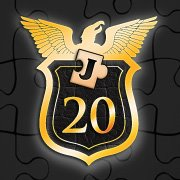 Stock Loss Solved Case - Justicia Investigations 20 Year Logo