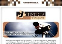 Justicia Investigations Article Clipping