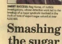 Smashing The Sugar Article Clipping